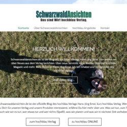 Blog SchwarzwaldAnsichten