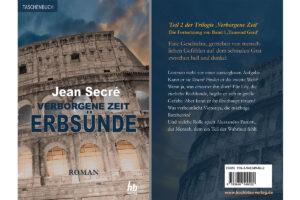 Jean Secré-Roman »Erbsünde: Fantasy Roman (Verborgene Zeit 2)«   @ hochblau Verlag